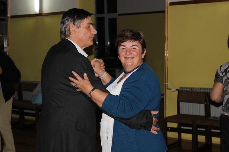 Plesna večer za umirovljenike ponovno u Radničkom domu