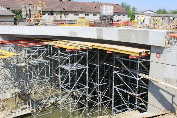 Napreduje izgradnja do sada najvećeg kružnog toka u Slavonskom Brodu