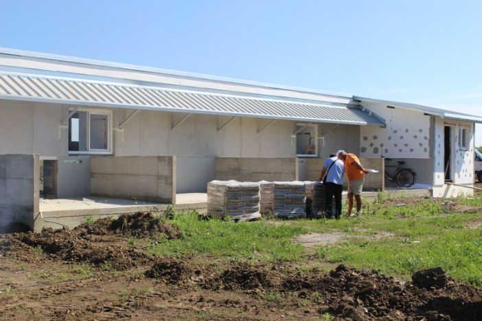 Napreduju radovi na izgradnji azila za životinje na Vijušu