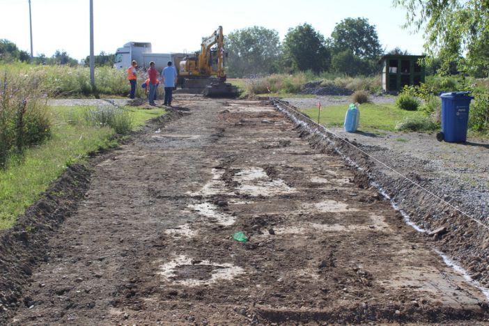 Započeli radovi na izgradnji ceste u Naselju Marka Majstorovića