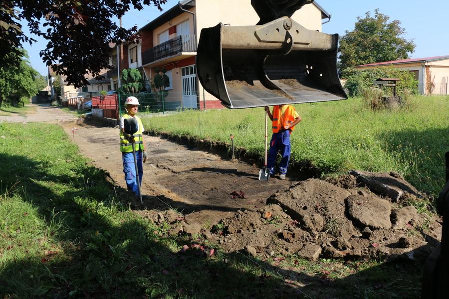 Započeli radovi na rekonstrukciji Zagrebačke ulice