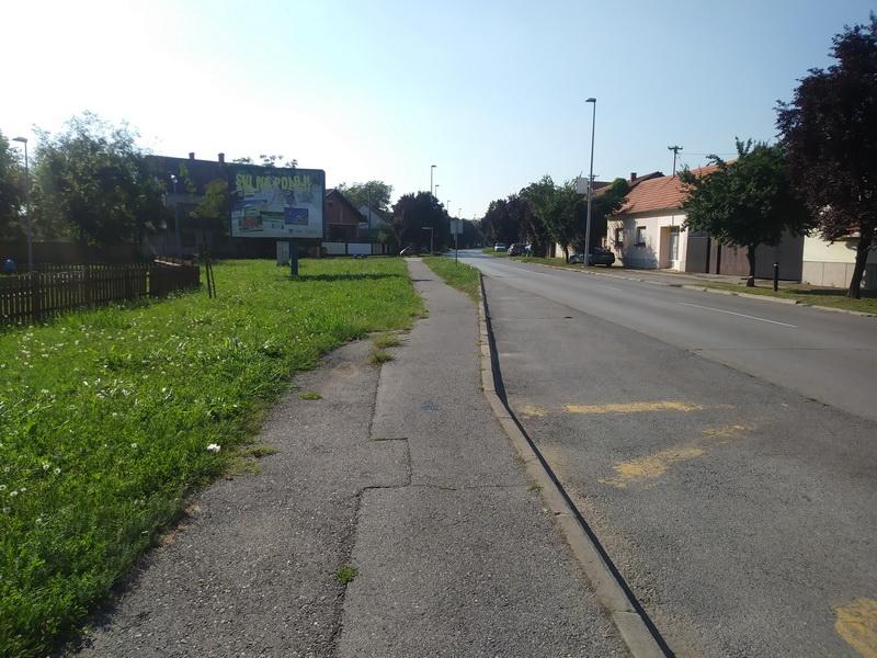 Pripreme za početak rekonstrukcije Zagrebačke ulice