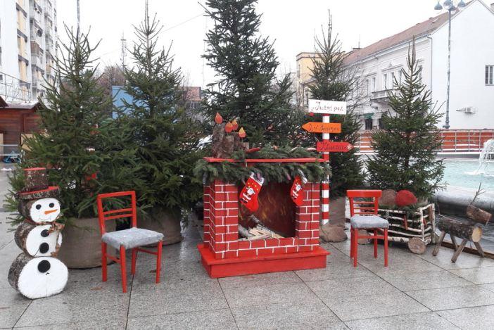 Adventsko - božićna čarolija Slavonskog Broda