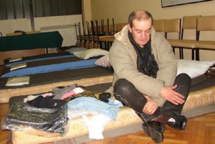 Gradska uprava osigurala smještaj i ove godine za potrebe prihvata beskućnika