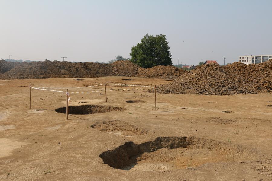 Istraživački i arheološki radovi u  zoni Bjeliš