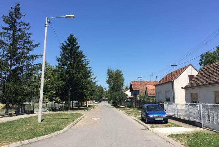 Cankareva ulica dobila novu javnu rasvjetu