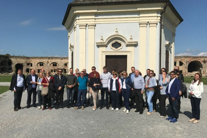 Izaslanstvo Mestne občine Celje posjetilo Slavonski Brod