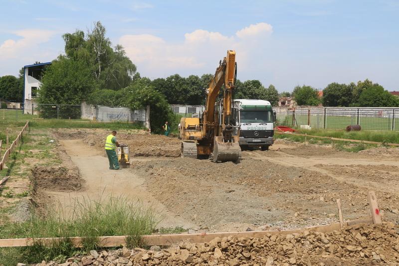 Napreduju radovi na gradilištima novih gradskih projekata
