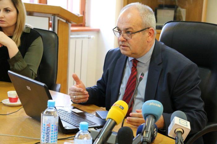 """Gradonačelnik Mirko Duspara: """"Tekuća godina je bila izazovna, ali prilagodili smo se usprkos pandemiji"""""""