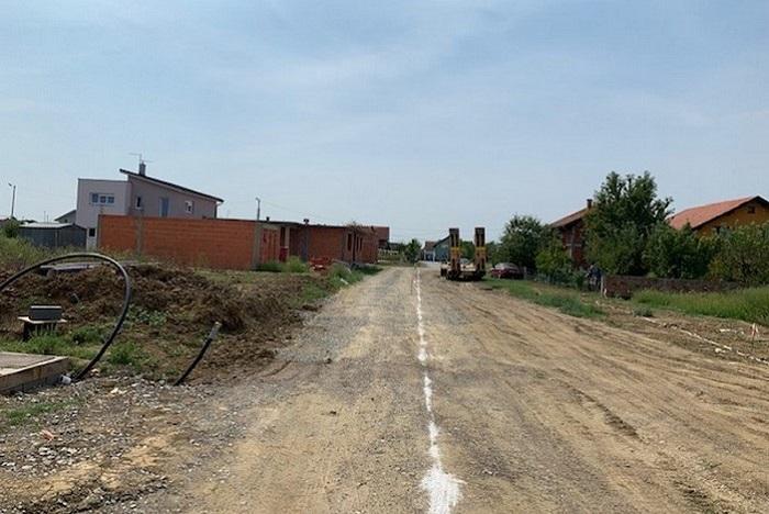 U tijeku su radovi na izgradnji prometnice u Naselju kardinala Franje Kuharića
