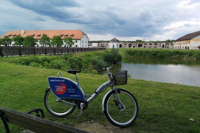 200 minuta besplatne vožnje gradskim biciklima