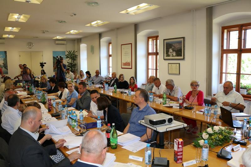 Održana 3. sjednica Gradskog vijeća