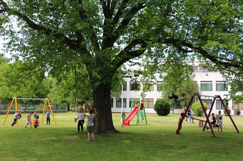 Trg kralja Tomislava i Naselje Andrije Hebranga blok 2 dobili nova dječja igrališta