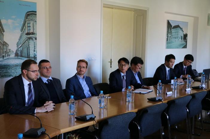 Južnokorejski investitori zainteresirani za ulaganje na području Slavonskog Broda