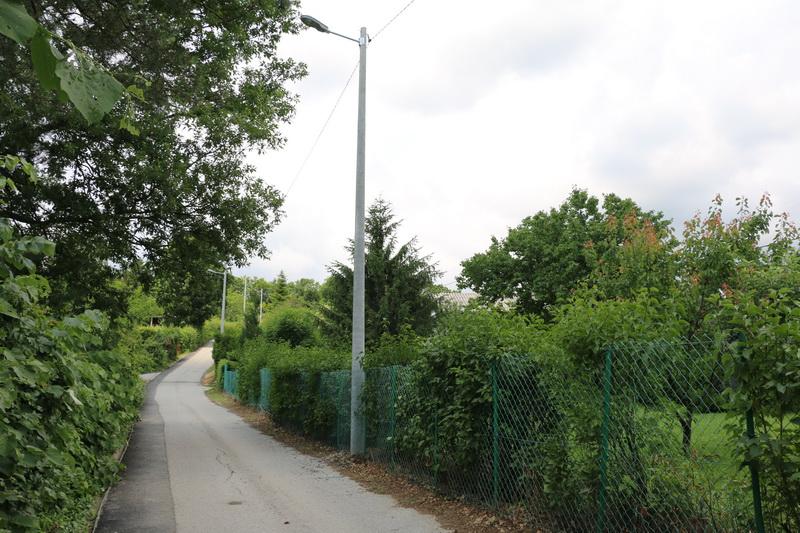 Ulica Kotlić dobiva energetski učinkovitu javnu rasvjetu