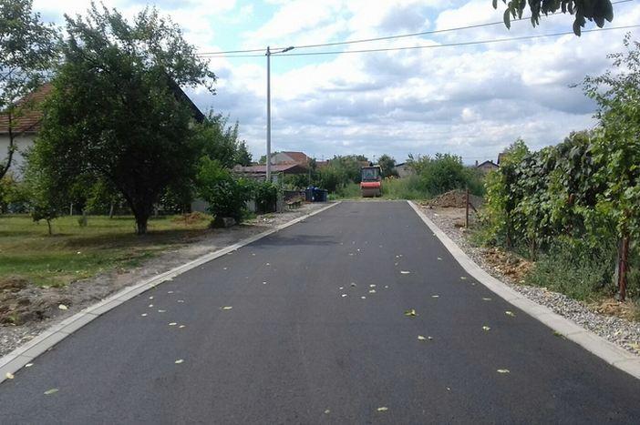 Ulice Krivače I, II i II dobile novi asfalt