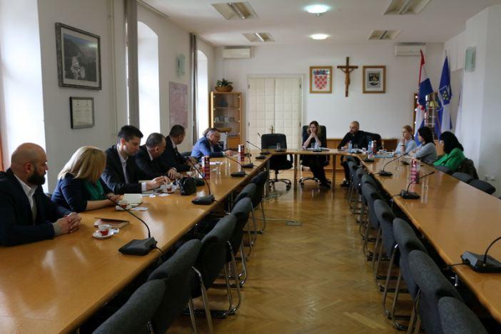 Održan sastanak predstavnika Novog Sada i Slavonskog Broda s ciljem ostvarenja prekogranične suradnje