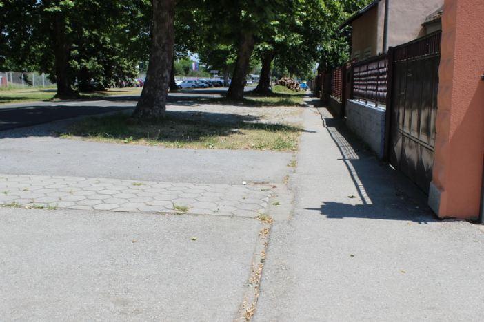 Uskoro radovi na izgradnji biciklističke i pješačke staze u Ulici sv. Lovre