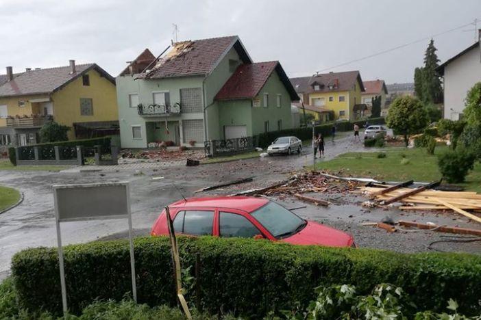 Gradonačelnik zatražio proglašenje prirodne nepogode za područje grada Slavonskog Broda