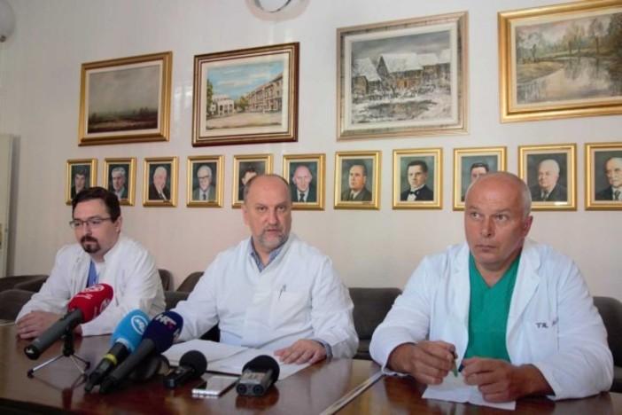 Šef kirurgije brodske bolnice: 'Tri osobe iz prometne nesreće su u šok sobi - jedna od njih kritično'