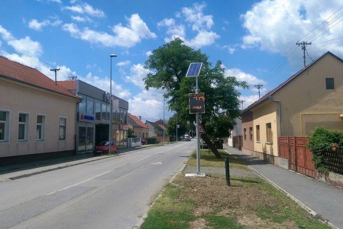 Kumičićeva ulica uskoro dobiva semafor s mjeračem brzina