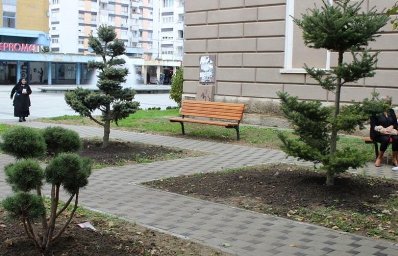 Započelo hortikulturno uređenje parka kod Strojarskog fakulteta