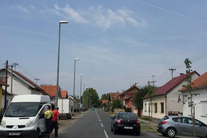 Ulica Sv. Lovre dobila novu energetski učinkovitu javnu rasvjetu
