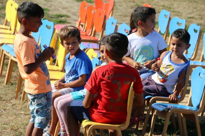 Grad i UNICEF zajedno u projektu za uključivanje romske djece u predškolski odgoj