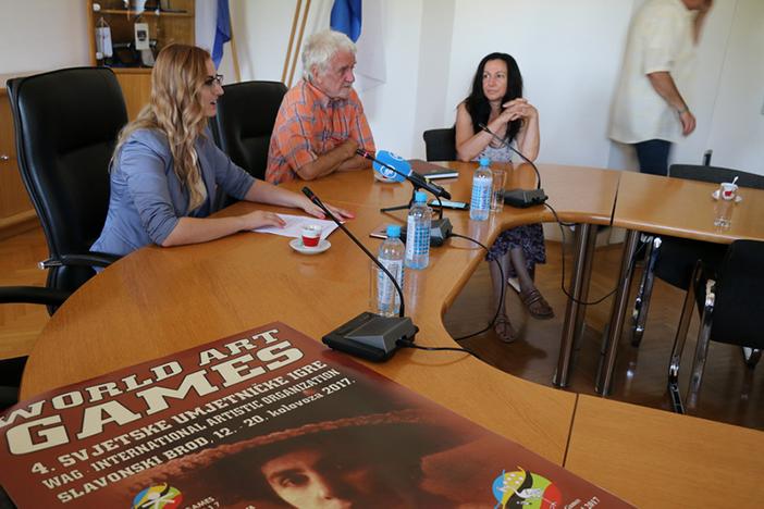 Slavonski Brod po prvi puta domaćin Svjetskih umjetničkih igara