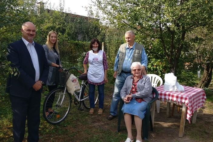 """Uspješna realizacija prve faze projekta """"Zaposlena"""" za pomoć starijim osobama"""