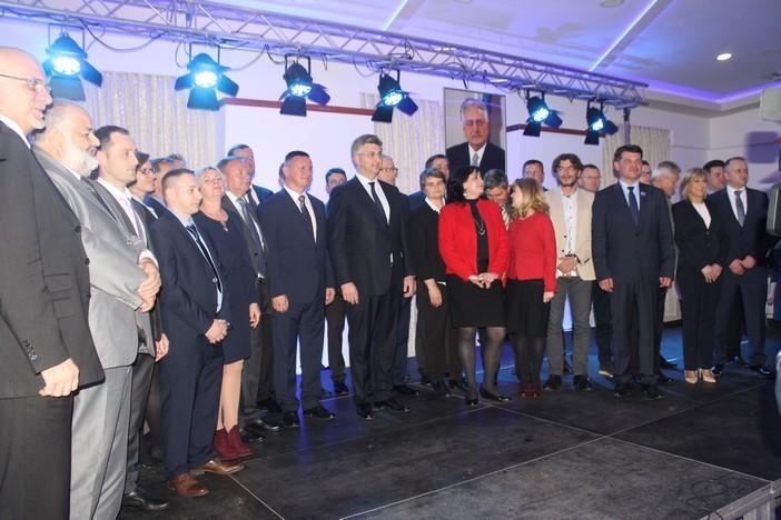 HDZ predstavio kandidate na predstojećim  lokalnim izborima u svibnju