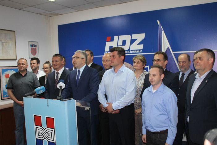 U HDZ-u su zadovoljni rezultatima lokalnih izbora