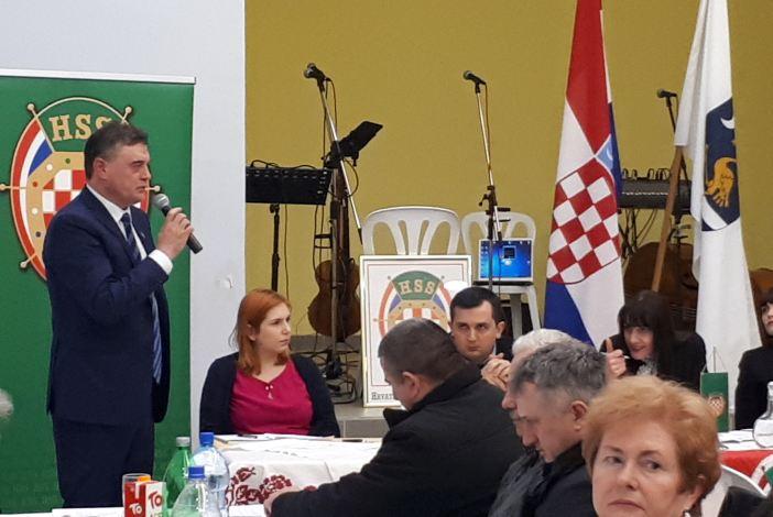 Davor Vlaović i dalje na čelu županijskog HSS-a