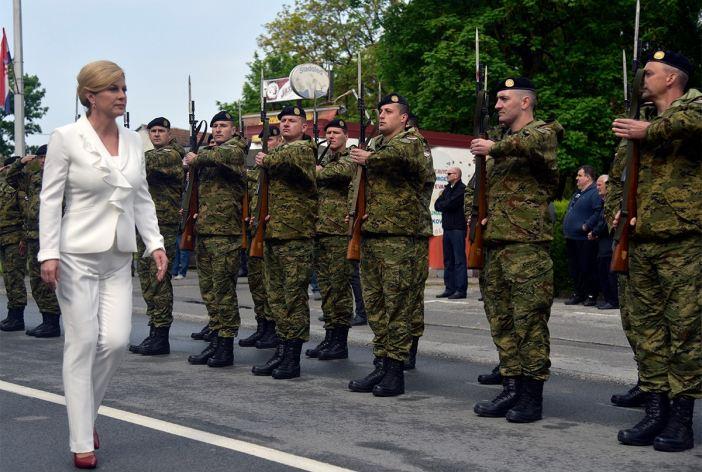 """Obilježena 24. obljetnica VRO """"Bljesak u Okučanima"""