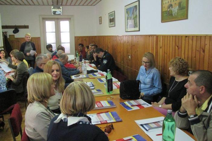 IPC Slavonski Brod radi na izradi Akcijskog plana za uključivanje Roma u BPŽ