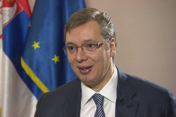 Srbija se umirit ne može