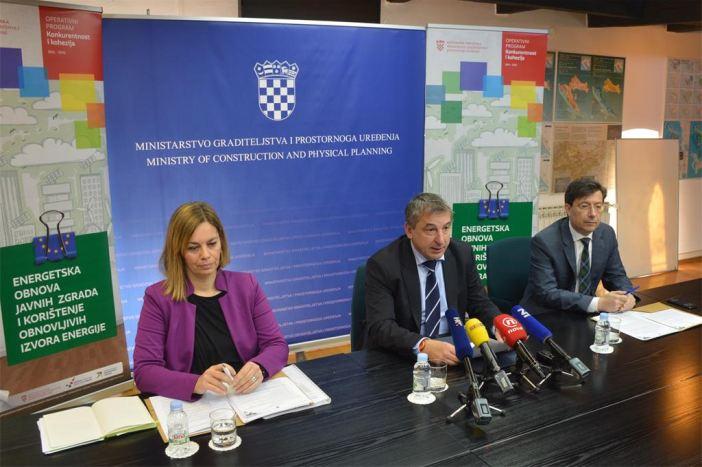 Ministarstvo graditeljstva optužuje gradsku upravu za širenje neistina te iznose kronologiju događanja