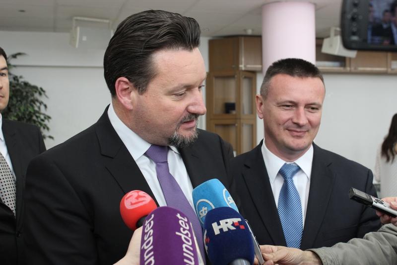 Ministar graditeljstva u prvom posjetu Slavonskom Brodu