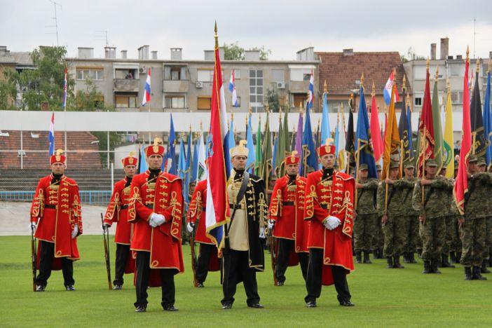 Danas je Dan oružanih snaga RH
