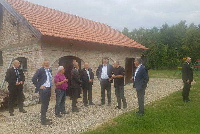 Plenković podržao gradnju Centra za kulturu u Močilama