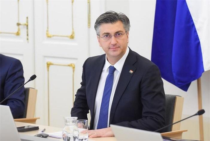 Plenković: Iznos naknade za zaposlene podiže se od travnja na 4.000 kuna neto