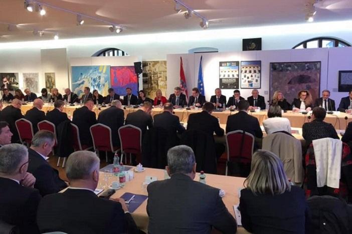 Održana deseta sjednica Savjeta za Slavoniju, Baranju i Srijem