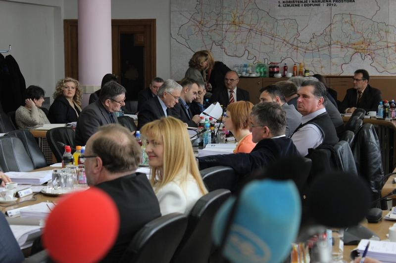 Županijska skupština službeno usvojila prijedlog dobitnika županijskih priznanja