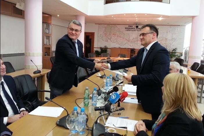 HUP-a  i Brodsko posavska županija: za program usavršavanja menadžera (PUMA) 50 tisuća kuna