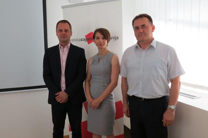 Stjepan Bošnjaković zamjenik voditeljice Radne skupine za gospodarstvo i regionalni razvoj