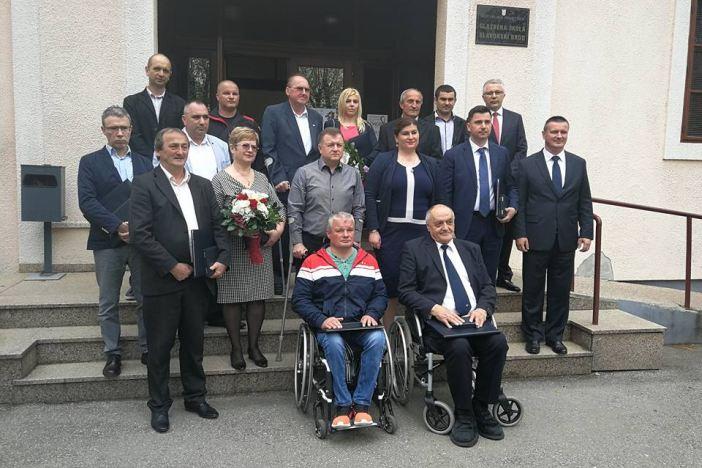 Brodsko-posavska županija danas obilježila 25 godina postojanja