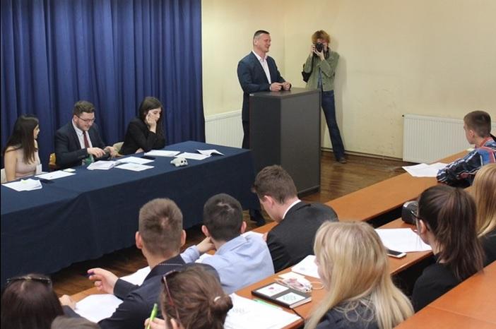 Župan Marušić na Generalnoj skupštini EU parlamenta mladih Hrvatske
