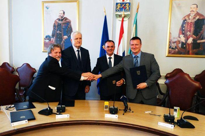 Potpisano pismo namjere za sklapanje razvojnog sporazuma