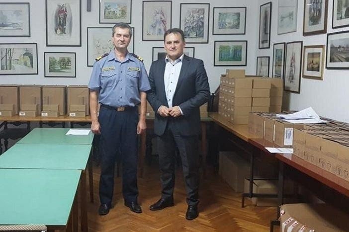 Nova radio komunikacijska oprema za vatrogasce Brodsko posavske županije