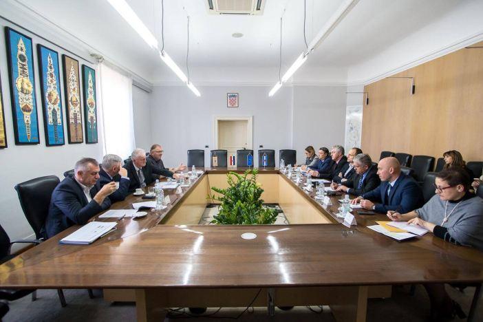 Održan sastanak slavonskih župana
